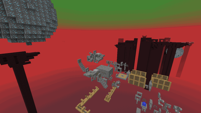 Skyblock Unleashed Ruins Dimension
